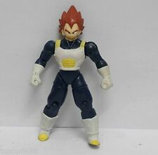 #ds10~ Dragonball Z DBZ Bandai Ultimate Collection ss vegeta action figure 3.75""