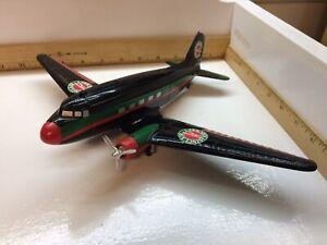 Vintage Sinclair Aircraft Airplane Bank Die Cast