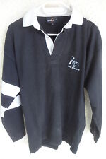 SWEAT  POLO    MANCHES LONGUES  -    RUGBYLAND  -  NEW ZEALAND  -   TAILLE S
