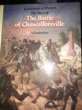 Cornerstones Of Freedom The Story Of The Battle Of Chancellorsville