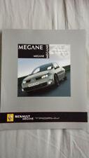 Renault Megane Trophy brochure Feb 2005