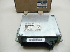 OPEL Omega B 2.0 16V X20XEV simtec Steuergerät Einspritzanlage 90510669