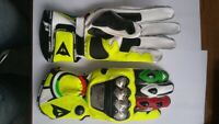 MOTOGP LEATHER GLOVES MOTORBIKE LEATHER GLOVES MOTORCYCLE BIKERS LEATHER GLOVES