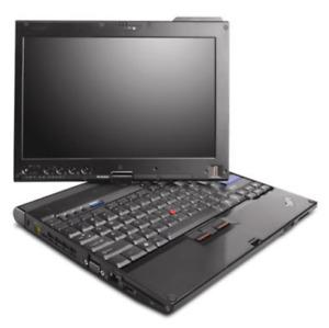 Lenovo Thinkpad X201 Tablet Laptop, Intel i7 CPU, 4GB RAM, 256GB SSD, Win 10