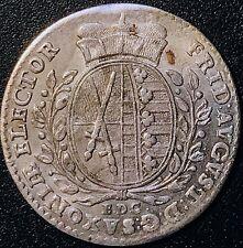 1764 SILVER GERMANY 1/12 THALER AU *VERY NICE* (GER001)