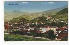 AK Sainte-Marie-aux-Mines, Markirch i. Els., 1916