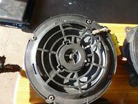 "Pair Bose Car Speakers Middler Assy 165mm / 6.5"" Model No. 217220"