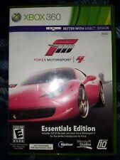 Forza Motorsport 4 Essentials Edition (Microsoft Xbox 360, 2011)