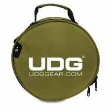 Udg Ultimate Digi Bolsa De Auriculares (Verde)