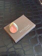 """Silpada """"Fleur de Lis"""" Ring KRR0057 Size 8 Retail $49"""