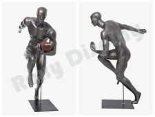 Fiberglass Male Display Mannequin Manequin Sport Dress Form #Mc-Brady10