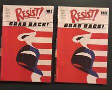 Resist! Vol 2 - 2 Copies - limited 96 page political comic