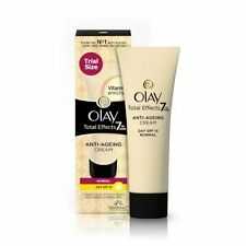 Olay Total Effects 7 IN 1 Anti Ageing Skin Cream (Moisturizer) Normal SPF 15, 8g