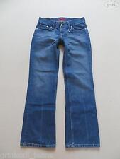 Levi's® 557 Eve SQUARE-CUT Jeans Hose, W 29 /L 32, Faded Washed Denim ! Gr. 38