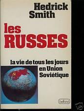 RUSSIE-LES RUSSES-LA VIE DE TOUS LES JOURS EN UNION SOVIETIQUE par SMITH-1976