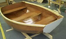 DIY Plans for Watch Bell 2.3 Rowing/Sailing Dinghy - full printed plans