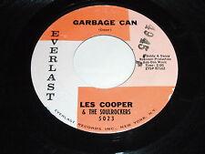 Les Cooper & The Soulrockers: Garbage Can / Bossa Nova Dance 45  Everlast - Soul