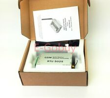2G SIM RTU5025 GSM Gate Door Opener Operator / SMS Remote Control (1 Out /2 In)