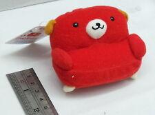 San-X Wanroom Mini Plush Magnet Figure #4, 1pc. - Kabaya     h#5