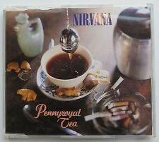 Nirvana - Pennyroyal Tea Original Geffen Germany Withdrawn CD IFPI 0738 Matrix