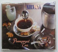 Nirvana - Pennyroyal Tea Original Geffen Germany Withdrawn CD IFPI 0738 Matrix