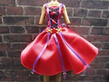 Monster High - Clawdeen Wolf - Scary Tales Dead Riding Wolf - Doll Dress Only