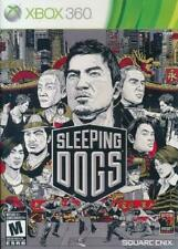 Sleeping Dogs Xbox 360 Complete NM Xbox 360, Video Games