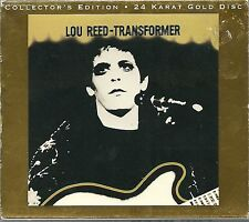 Reed, Lou Transformer RCA 24 Karat Gold CD mit Slipcover OOP
