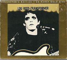 Reed, Lou Transformer RCA 24 Karat Gold CD mit Slipcover OOP