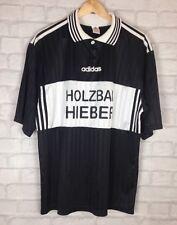 ADIDAS retrò vintage trikot maillot maglia calcio shirt jersey XL UK
