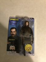 Brian Quinn Impractical Jokers 8'' Mego Action Figure Limited Edition #6