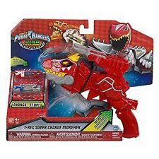 Power Rangers Dino Super Charge Morpher T-Rex NEU in versiegelter Verpackung