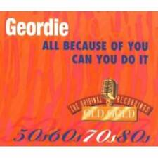 Geordie / pre AC/DC - All Because Of You / Can You Do It MCD NEU OVP