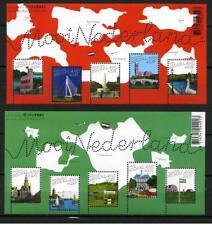 Mooi Nederland 2005-2010 alle verzamelvellen SUPERAANBIEDING
