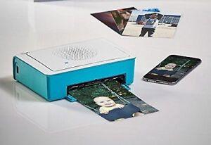 Hiti Prinhome Wireless Photo Printer 300 dpi Built-In Wifi iOS 6.0 Android 4.1+