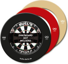 Bull's Dartboard Surround Dart Quarterback Black Red Auffangring Catchring