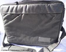 GRID LAPTOP NOTEPAD PADDED CARRYING BRIEF CASE SHOULDER BAG JZ824