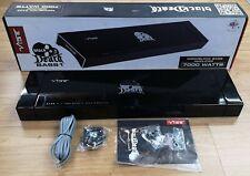 Vibe Black Death Bass 1 (BDB1-V1) Car Monoblock Amplifier 7000 Watts  EX-DEMO#