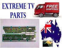 LG PLASMA 50PA6500, 2 X Y Buffer boards (EAX64300301 / EAX64300101)