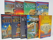 Zecharia Sitchin Nibiru Earth Chronicles Series Collection Set of Books 1-9 NEW!