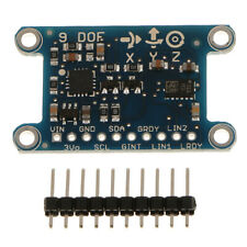2pcs 9DOF Module Nine-axis Gyro + Accel + Mag Compass Compatible for Arduino