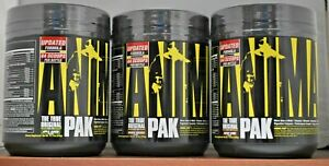 Animal Pak Powder 295g 315g 302g 44 Scoops The New Original  (Choose Flavor)