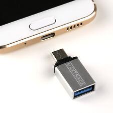 USB C Adapter 3.1 Stecker auf USB 3.0 Buchse A Laden Daten Typ C OTG