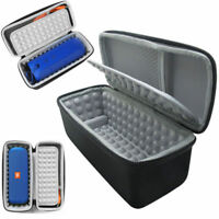 Tragbare EVA Storage Case Tasche für JBL Flip 3 Bluetooth Lautsprecher Schwarz