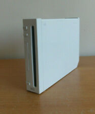 Nintendo Wii Console Only in White Missing Both Flaps Tested Working