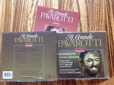 PAVAROTTI - Il Grande - Donizetti / Lucia Di Lammermoor - Pradelli - CD
