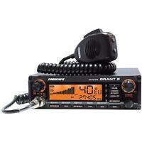 PRESIDENT GRANT II PREMIUM ASC CB MOBILE RADIO AM/FM/SSB (Low Noise Version)