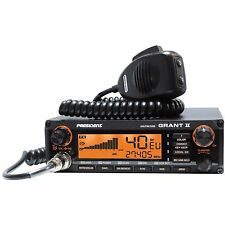 Le Président Grant II Premium ASC CB Mobile Radio AM/FM/SSB (faible bruit version)