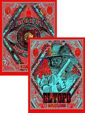 EL TOPO HOLY MOUNTAIN BLUNT GRAFFIX Limited edition prints ALEJANDRO JODOROWSKY