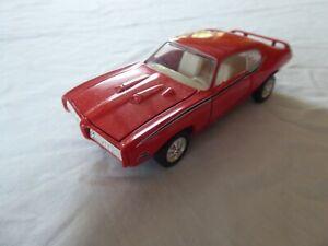 Road Champs 1969 Pontiac GTO Judge 1/43 die cast model